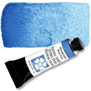 Daniel Smith Extra Fine Watercolor 15ml Tube Manganese Blue Hue