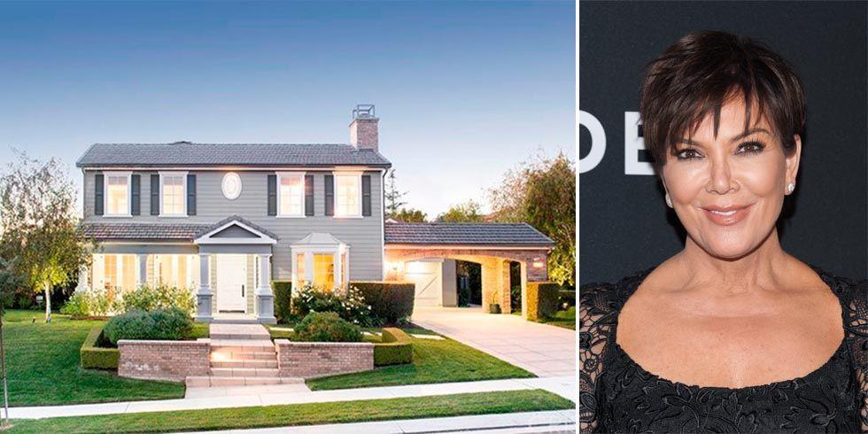 Kris Jenner S New Calabasas House Is Surprisingly Tame Calabasas