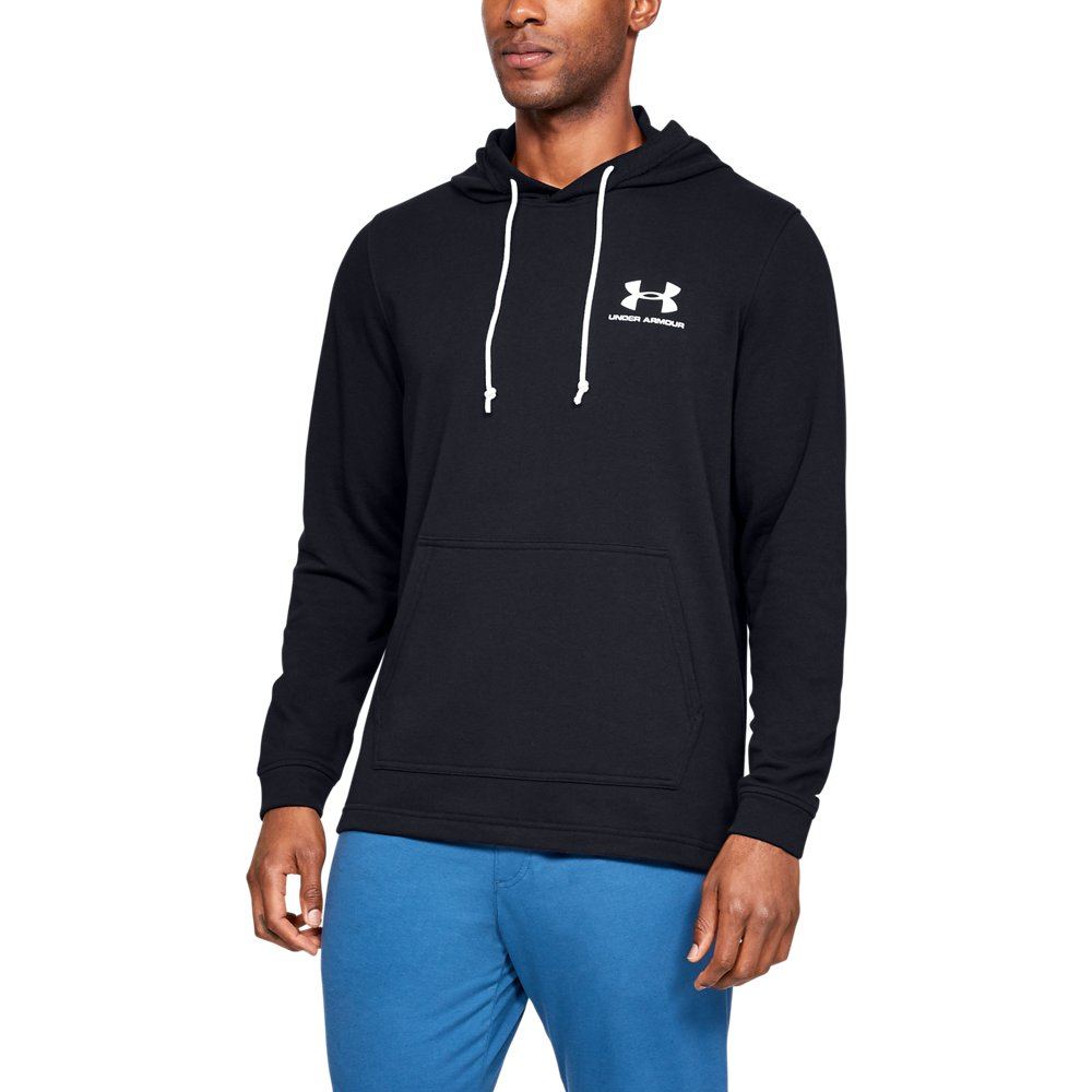 Photo of Under Armour Mens Sportstyle Terry – Navy XXL