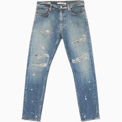 Reduzierte Ripped Jeans & Zerrissene Jeans für Herren #outfitswithhats