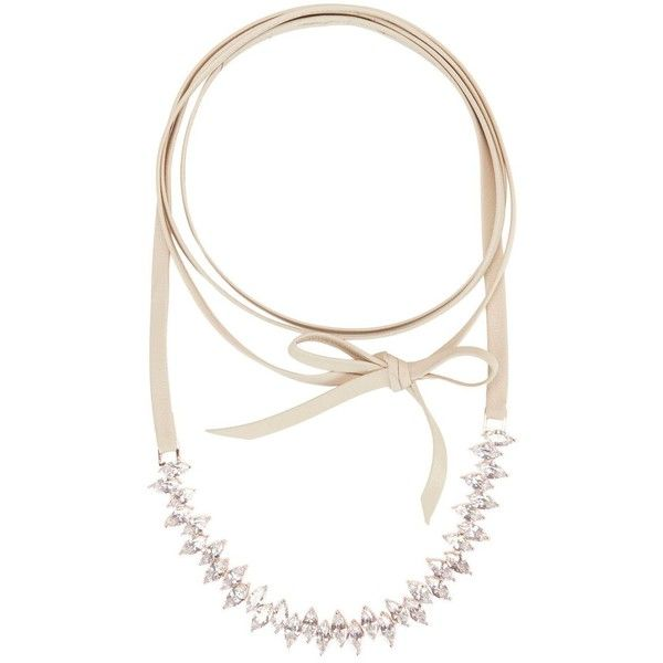 Fallon Jagged Edge Cubic Zirconia Necklace CJiISs