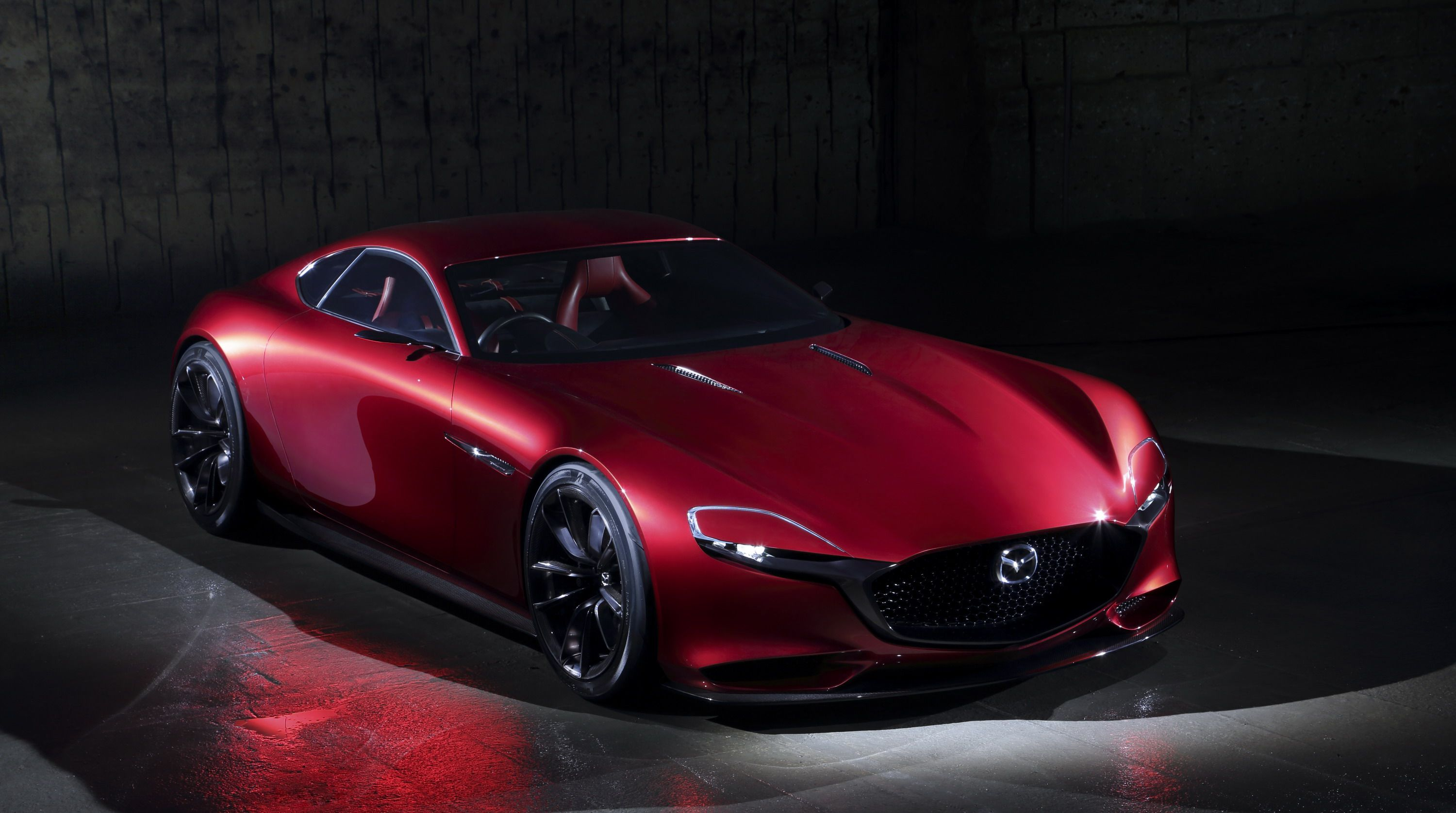A Mazda Rx 9 Without A Rotary Engine It Could Happen Top Speed In 2020 Mazda Cars Concept Cars Mazda