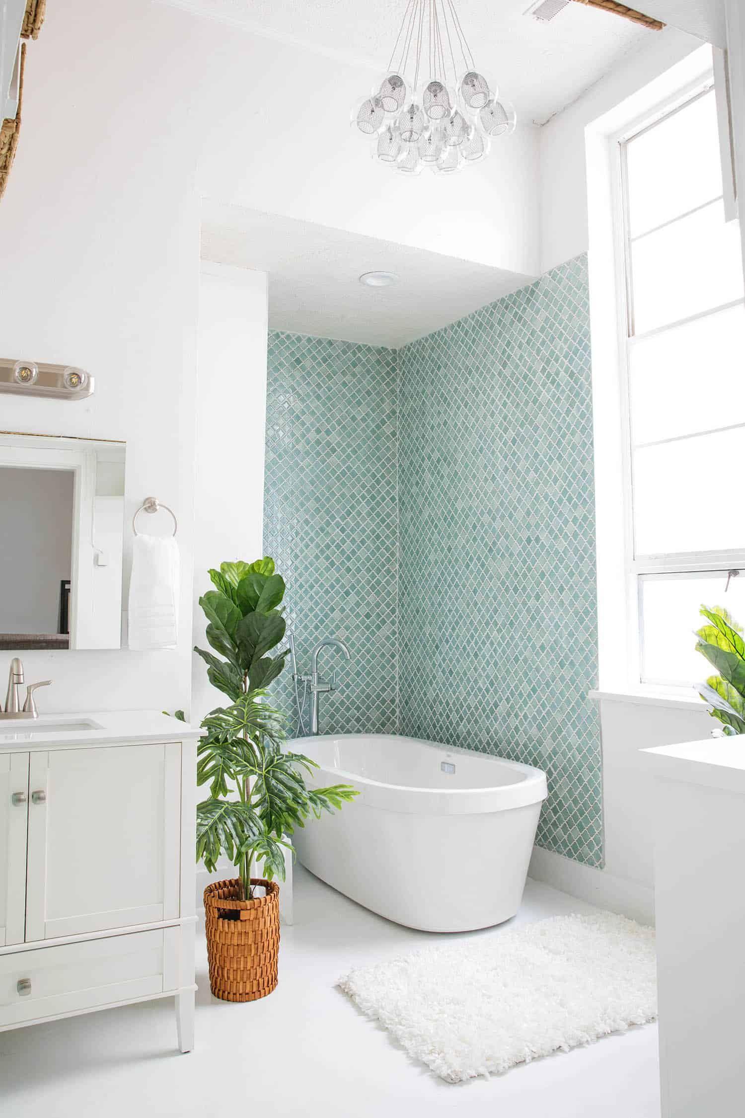 Our Loft Office Bathroom Makeover Mit Bildern Badezimmer