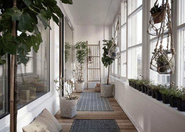 Véranda : des idées pour y créer un jardin d\'hiver | Jardin ...