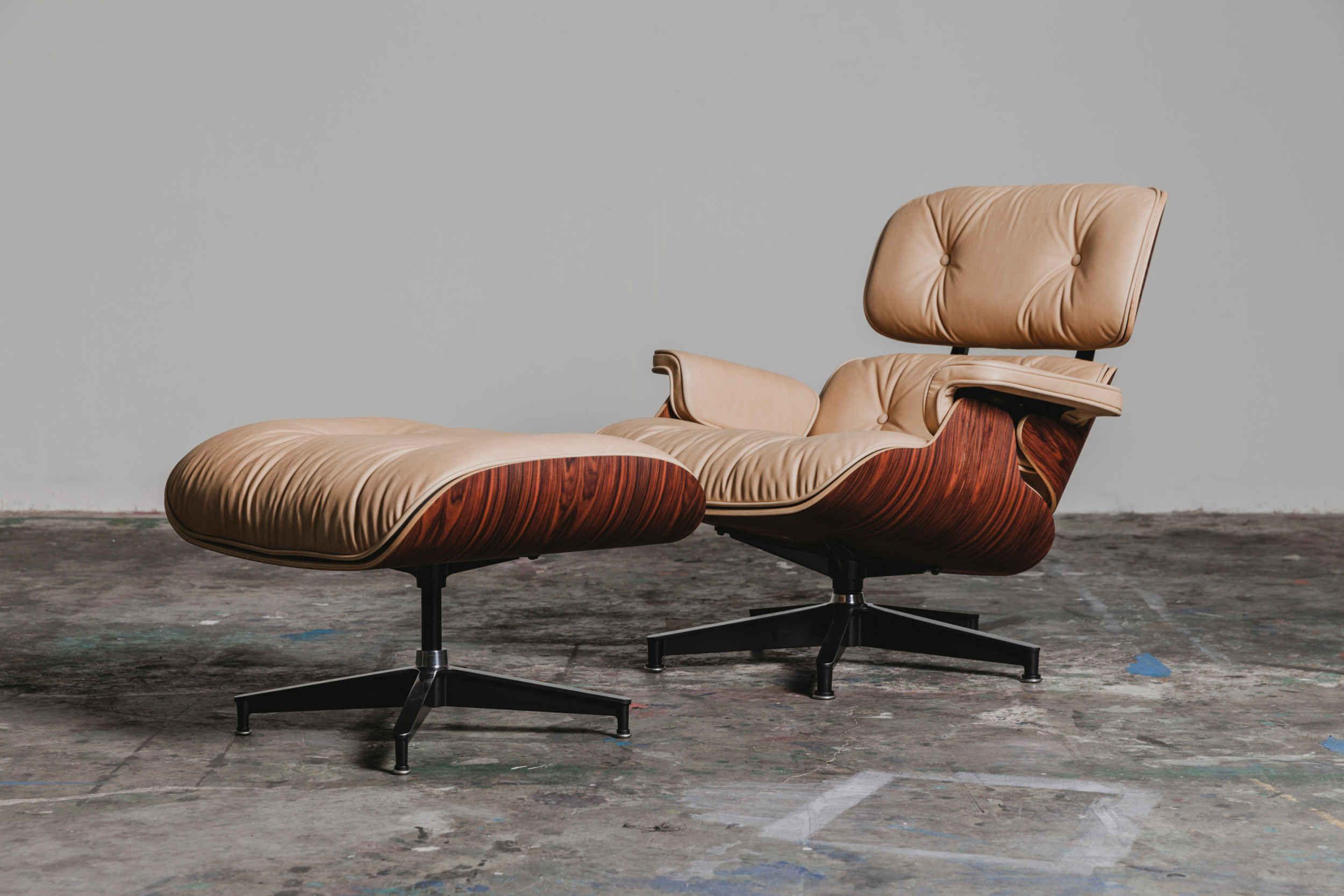 3sixteen And Herman Miller Create A One Of A Kind Set Of Eames