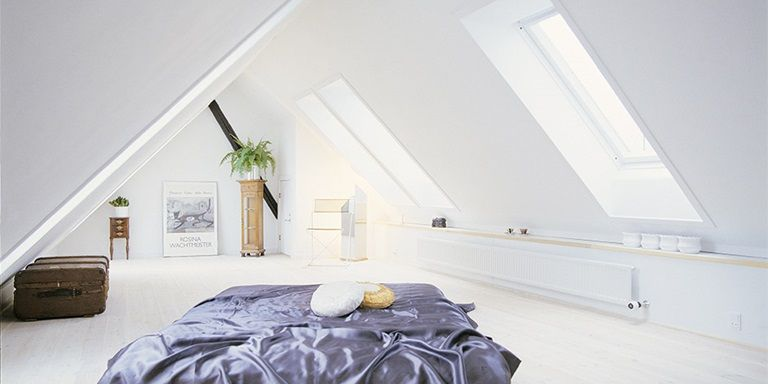 Verander je donkere zolder naar een lichte slaapkamer - I Love My ...