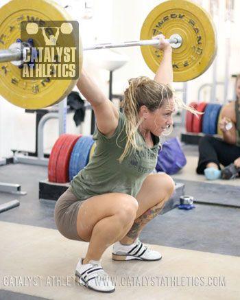 Pin on CF: Lifts, Progressions, Skills, Coaching