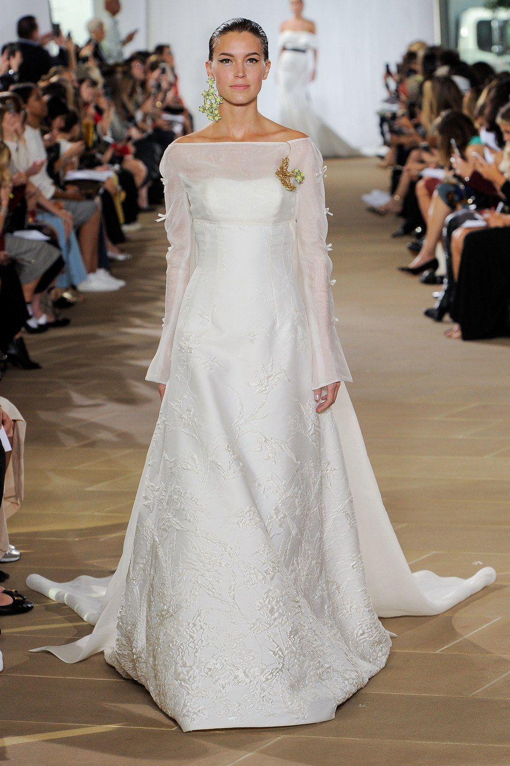 Ines Di Santo Fall  Bridal Runway Collection  Wedding Fashion