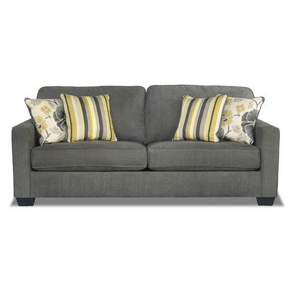Safia   Slate   Sofa By Signature Design By Ashley. Get Your Safia   Slate    Sofa At American Furniture, Brooklyn Park MN Furniture Store.