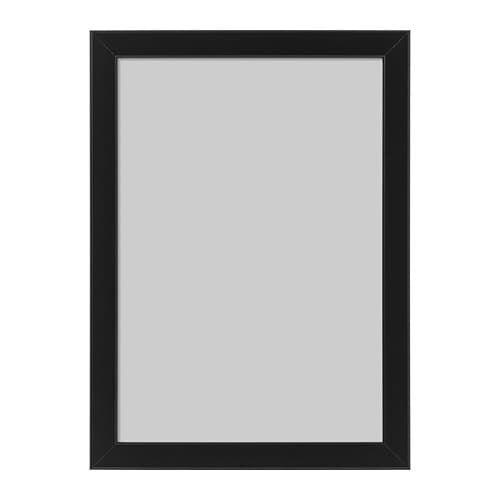 Fiskbo Cadre Noir Cadres Ikea Ikea Et Cadres