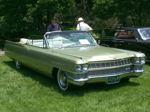1961 cadillac coupe deville convertible | Entry Catalog - 2001 ...