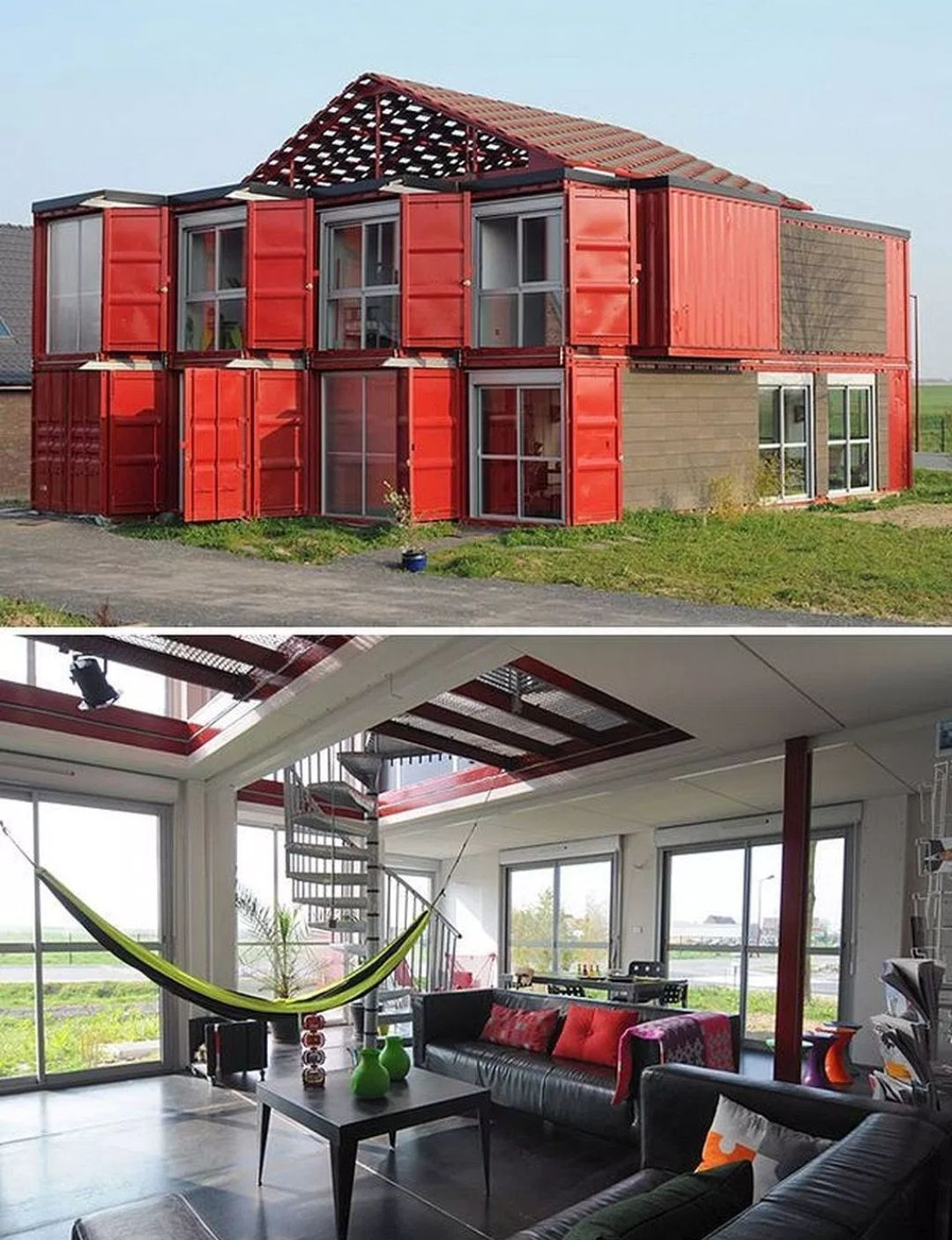 Pin by jacobus badenhorst on containers for housing