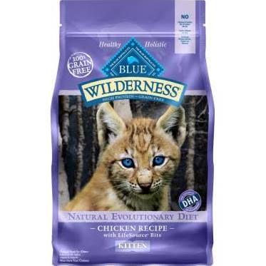 Blue Wilderness Kitten Food Google Search Kitten Food Dry Cat