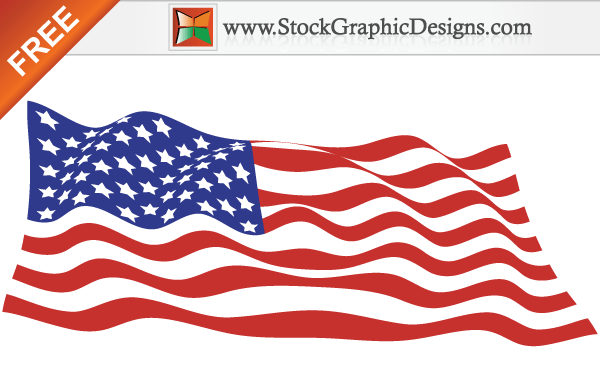 Usa Flags Free Vector Graphics Free Vector Graphics Vector Free Usa Flag