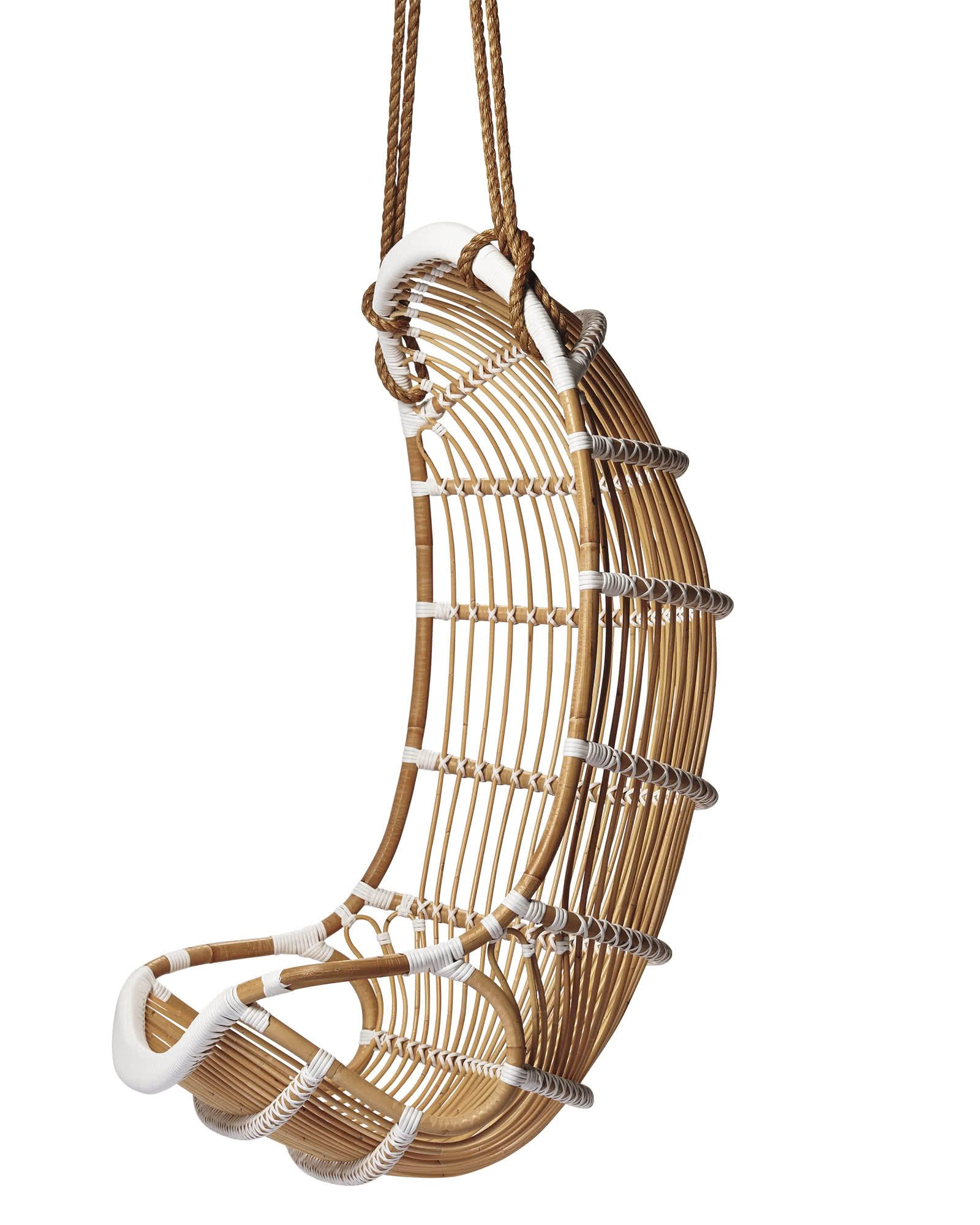 Double hanging rattan chair in 2021 hanging rattan chair