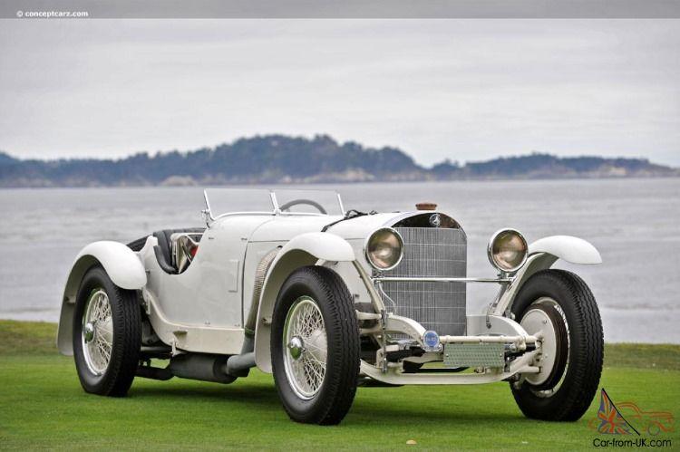 1929 Mercedes Benz Ssk Gazelle Roadster Mercedes Benz Classic Cars Benz
