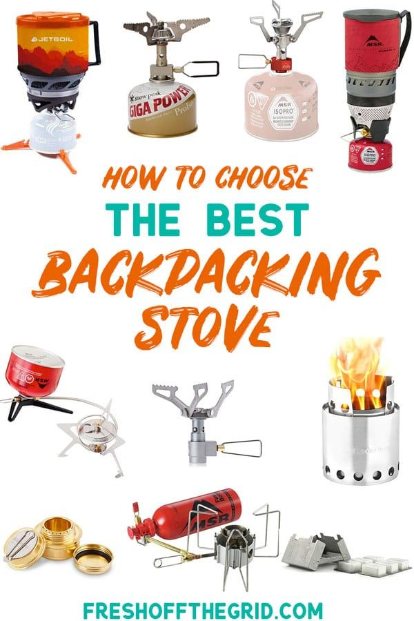 Photo of How to Choose the Best Backpacking Stove
