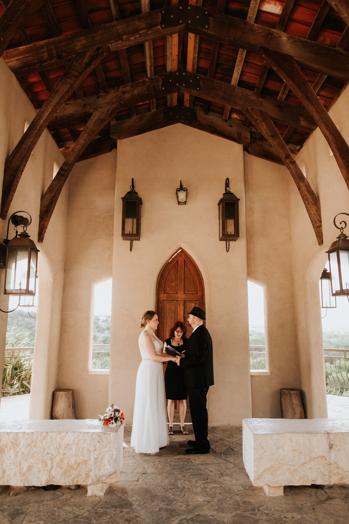 Heather + Charles // Chapel Dulcinea Wedding Austin