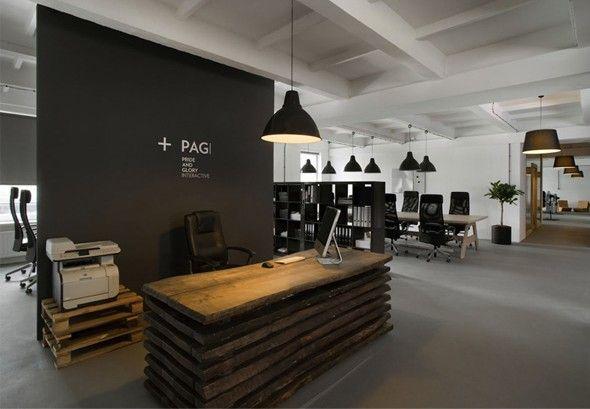 bureaux pride glory interactive par morpho studio. Black Bedroom Furniture Sets. Home Design Ideas