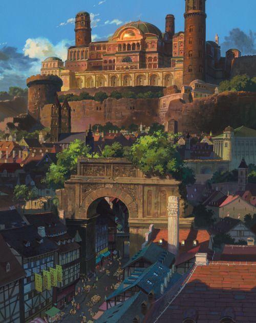 ghibli-collector:ゲド戦記 Tales from Earthsea (2006)