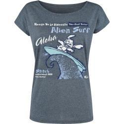 Photo of Lilo und Stitch Alien Surf T-Shirt