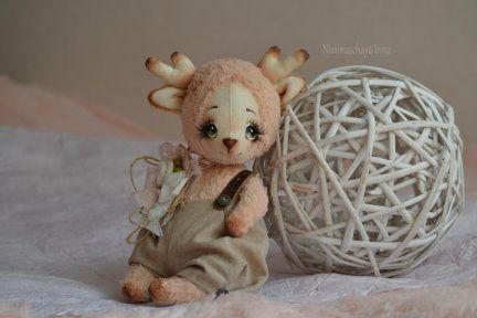 Авторские игрушки ручной работы Ниминущей Ирины | OK.RU