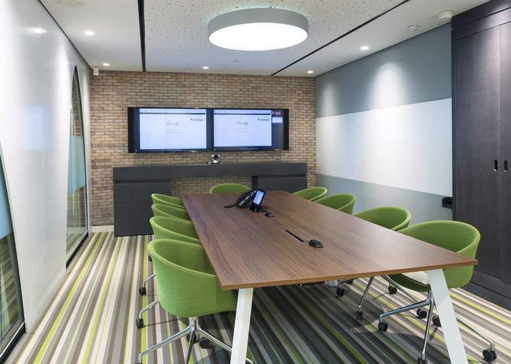 Rooms: Colour Block Meeting Room - Google Search