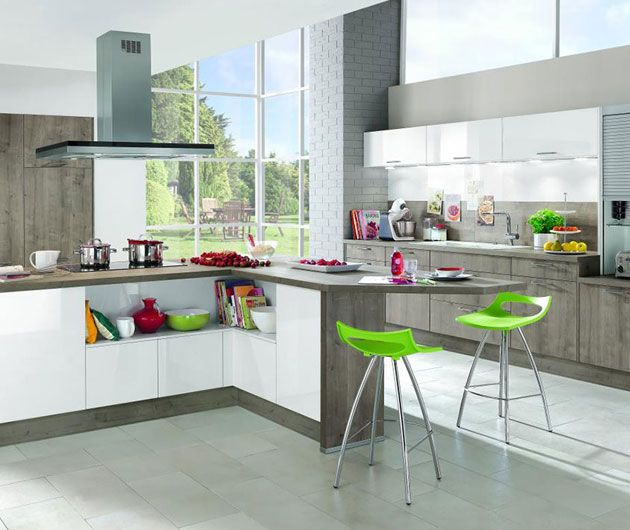 Johnson Kitchens - German Kitchens, Modular Kitchens, International ...