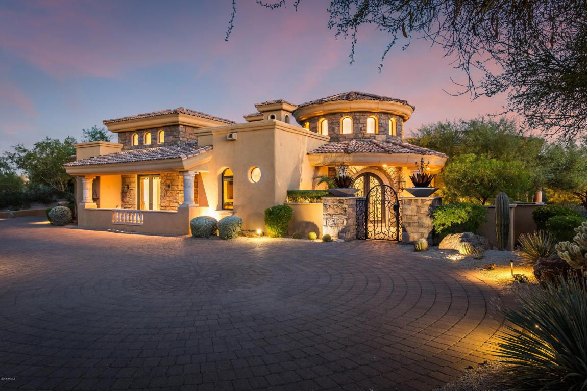 Arizona Luxury Home Magazine Exceptional Home Designed For Living Your Best  Life In Mesa Listed By: John Karadsheh | KOR Properties