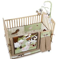 Farm Babies Crib Bedding And Accessories By Nojo Bed Bath Beyond