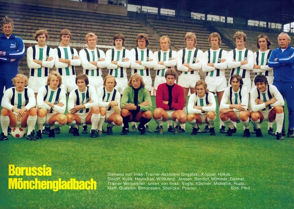 Borussia Mönchengladbach Team