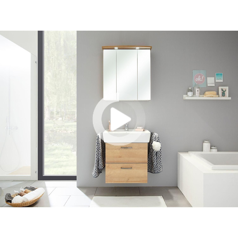 Toiletries Ruedesheim Ii 2 Parts In 2020 Waschtisch Spiegelschrank Badezimmer Unterschrank