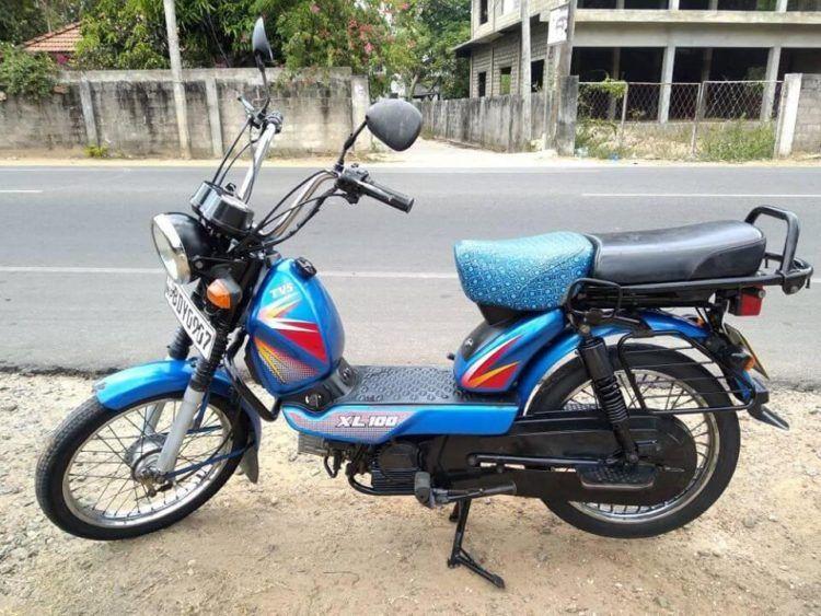 Tvs Xl Heavy Duty Motor Bikes For Sale In Sri Lanka Bikes For