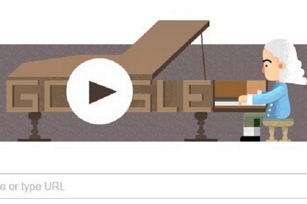 who invented the piano google doodle on bartolomeo cristofori s