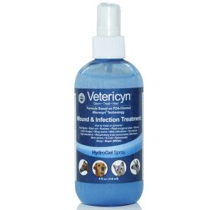 Vetericyn All Animal HydroGel Spray PetSmart 29.99 GREAT
