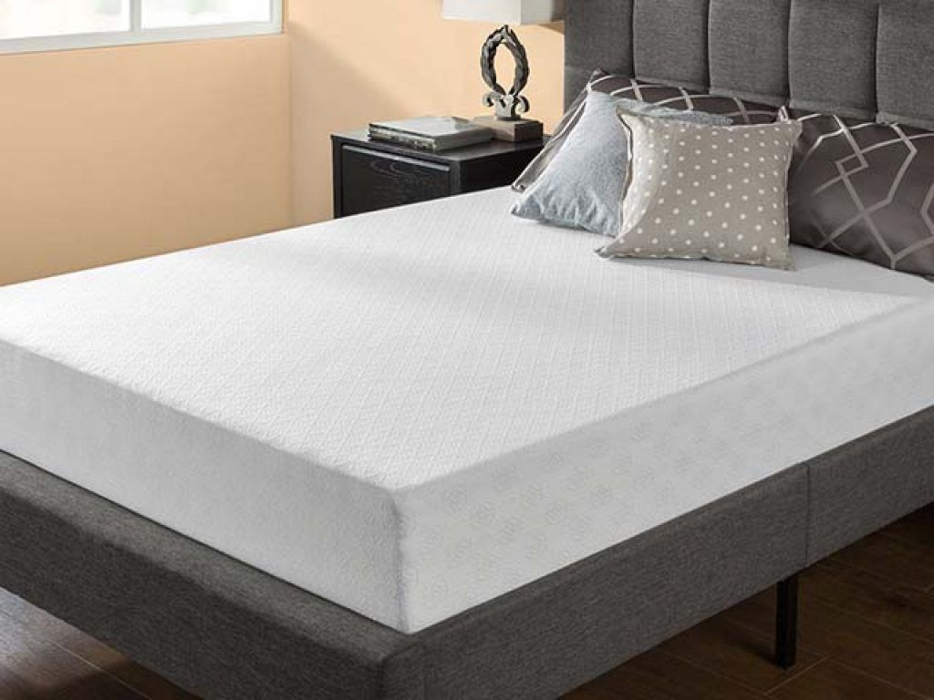10 Best Gel Memory Foam Mattresses In 2020 Gel Memory Foam Mattress Memory Foam Mattress Gel Memory Foam