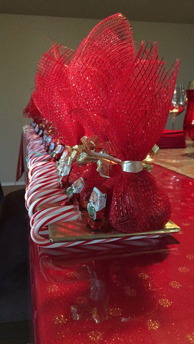 Candy sleighs | christmas gifts | Pinterest | Weihnachten ...