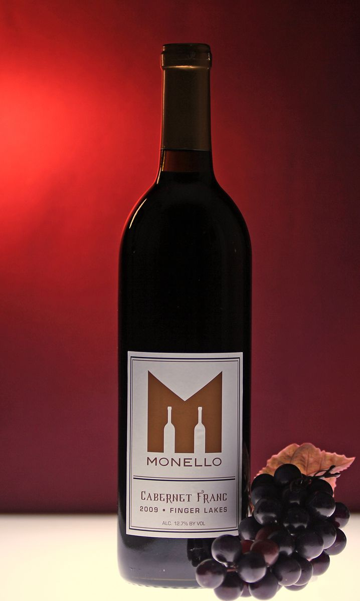 Monello Winery Cabernet Franc Finger Lakes Cabernet Franc New York Wineries Wine Bottle