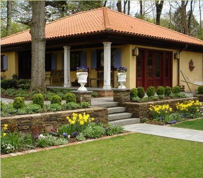 Pintura para exteriores de casas 2013 buscar con google - Exteriores de casas rusticas ...
