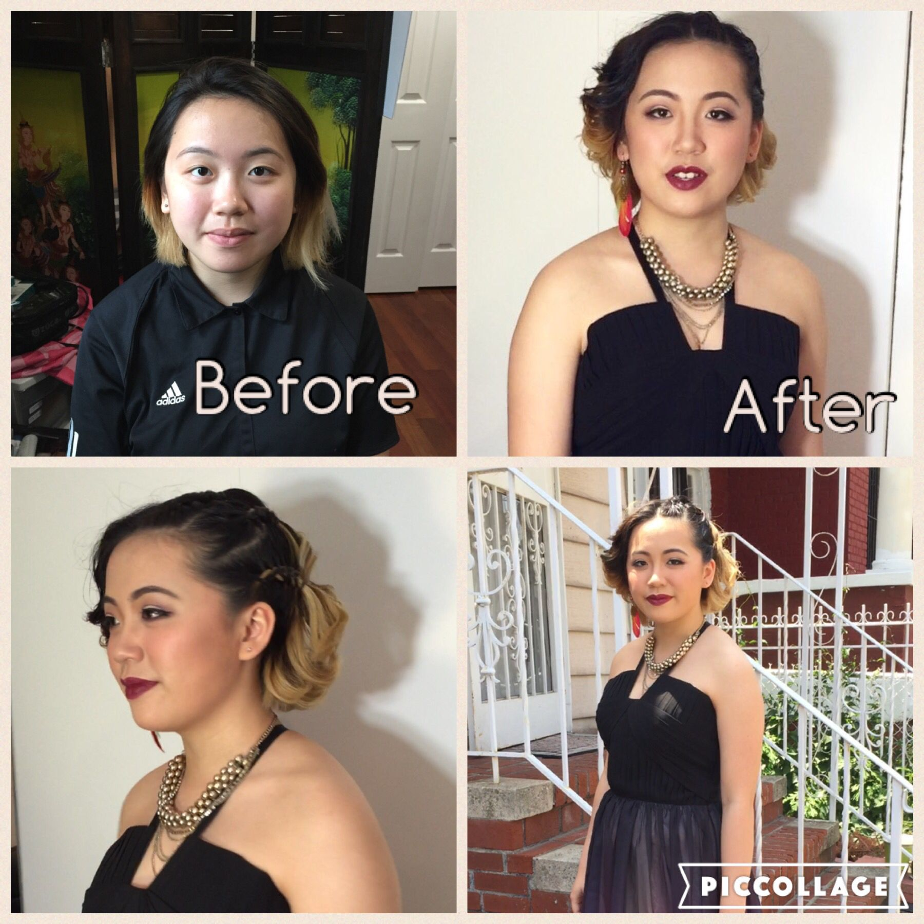 Prom party Hair and make up : Thunyatorn_ng Thank you so much for choosing my services