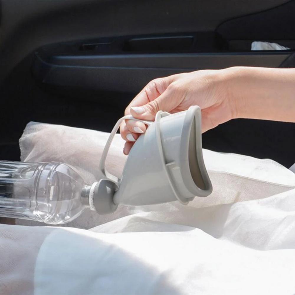 Unisex Women Men Portable Urinal Male Female Car Travel Camping Useful Portable