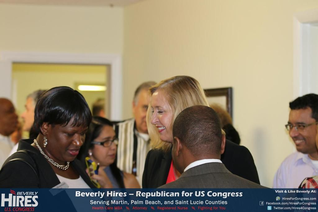 Beverly hires on health fight for you chamber of commerce