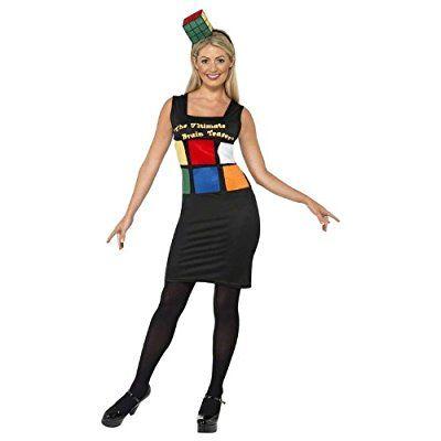 Rubik S Cube Zauberwurfel Wurfel Rubik Kostum Zauberwurfelkostum