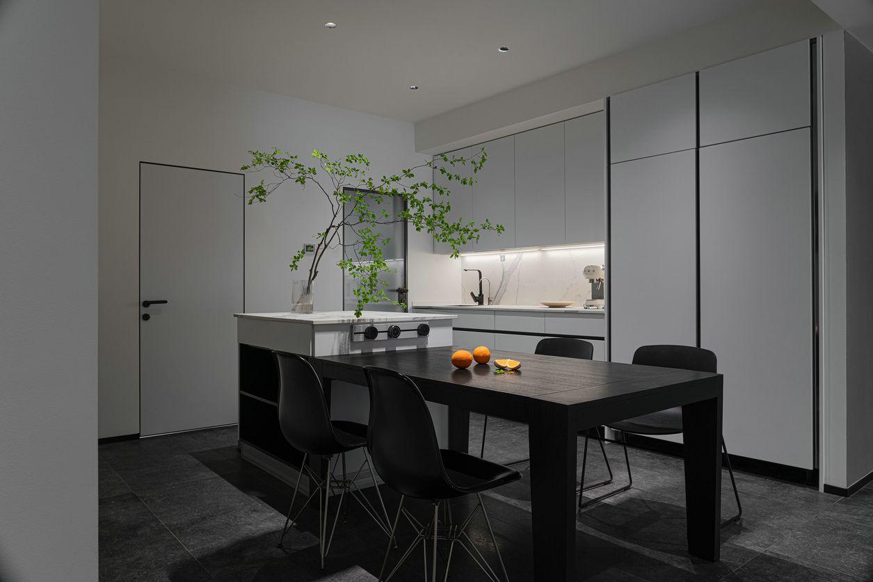 素图空间设计 146m2简约设计 满满的艺术格调 室内设计 拓者设计吧 In 2020 Home Decor Home Furniture