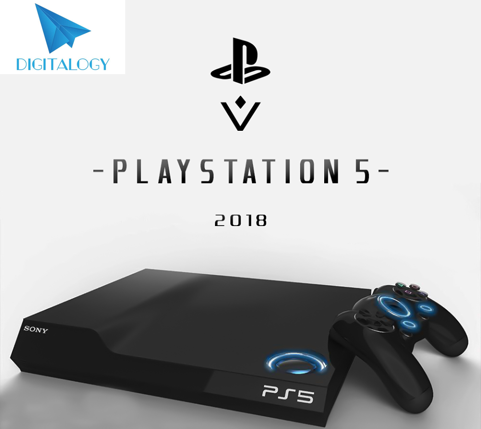 Playstation 5 To Be Released Soon In The Mid Of 2k18 Psp Playstation Sony Playstation 5 Gaming Mouse Sony