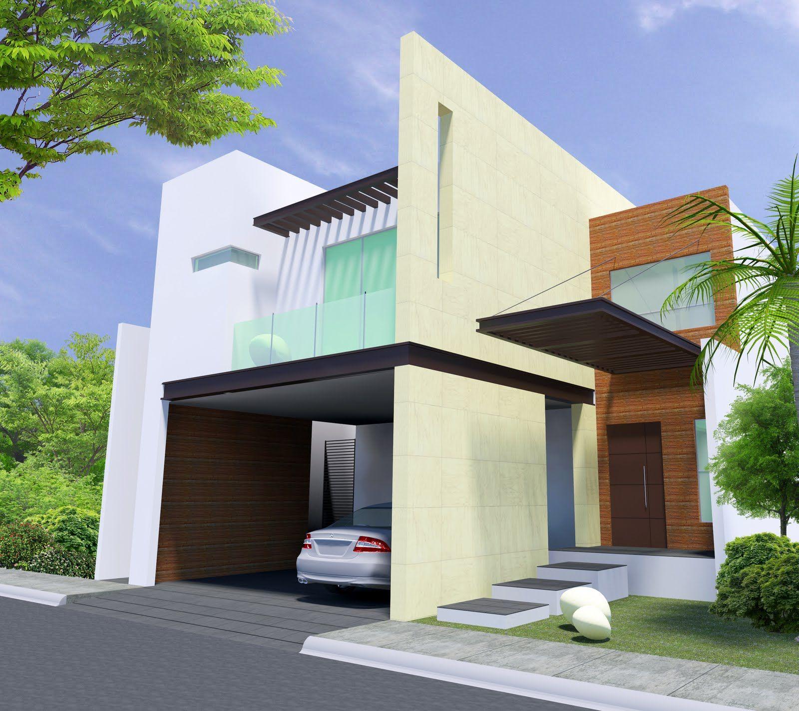 Kleines 2 schlafzimmer hausdesign pequeña vivienda estilo tradicional exteriores rústicos e