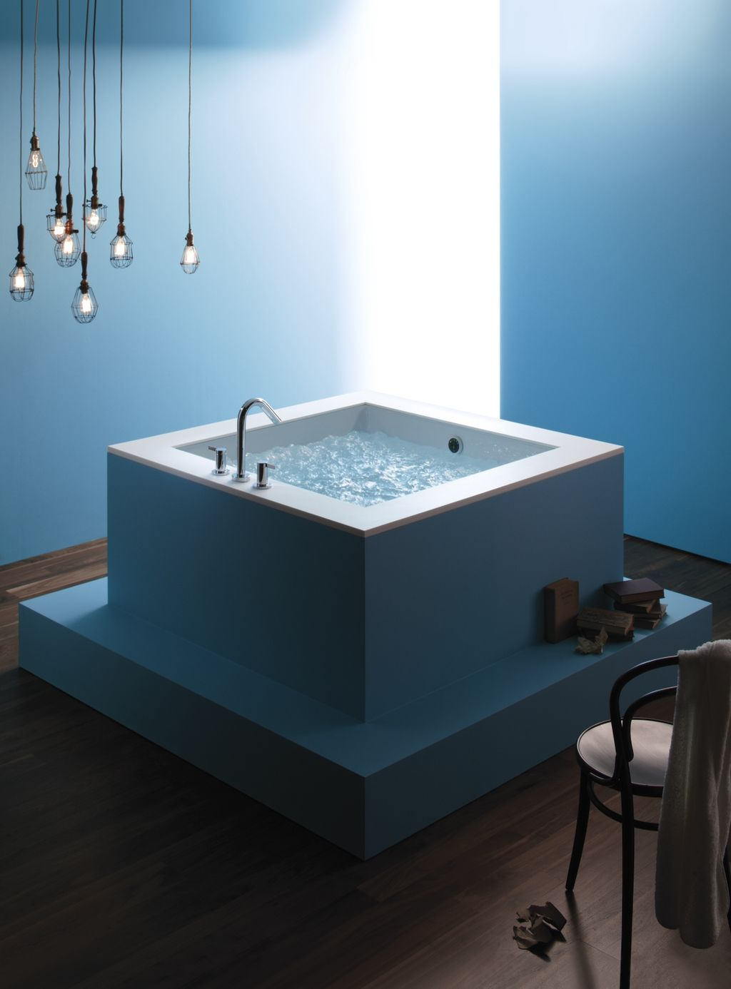 The Bold Look of | Japanese soaking tubs, Tubs and Bath