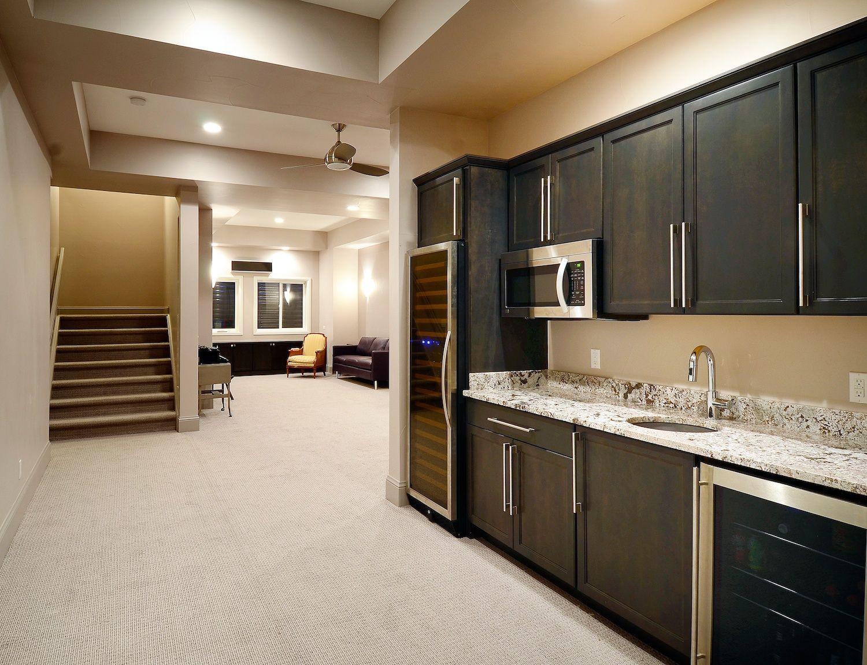Colors Basement Home Basement Remodel
