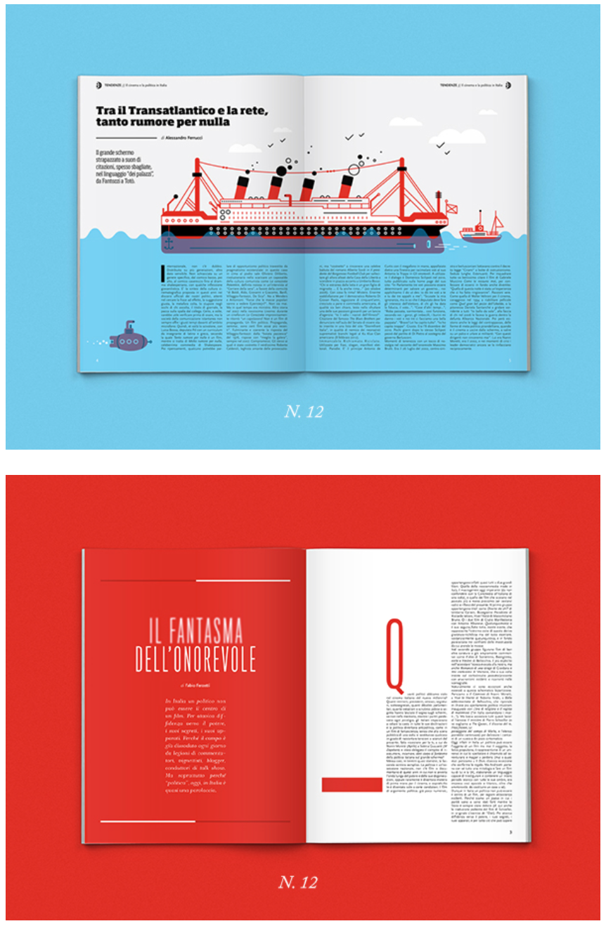 creative review magazine layout | briefbox | design | editorial