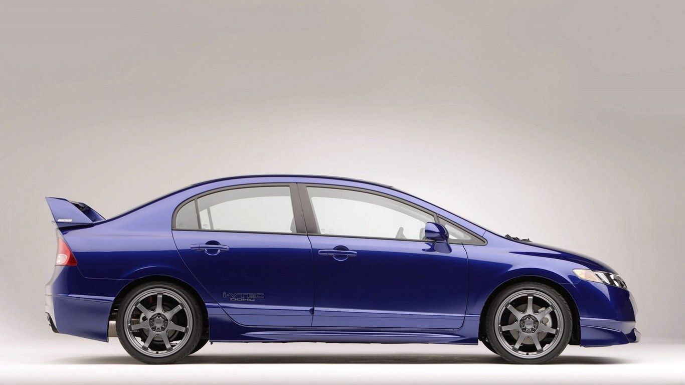 All Types civic si mugen for sale : 1366x768 widescreen wallpaper honda civic si mugen ...